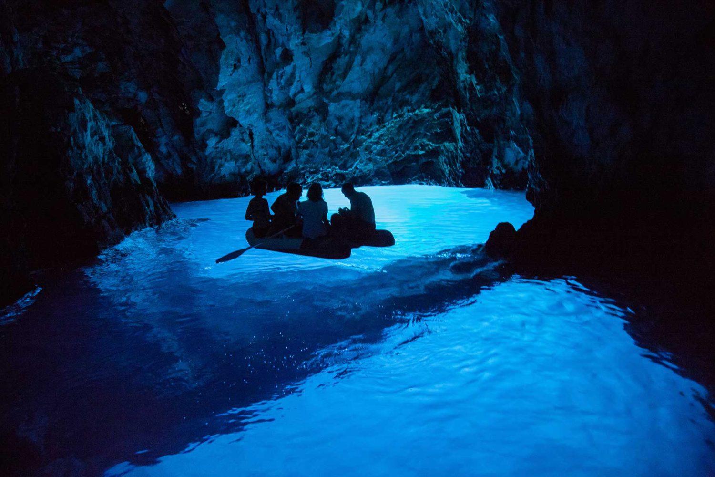 blue cave-bisevo-bluecave transfers