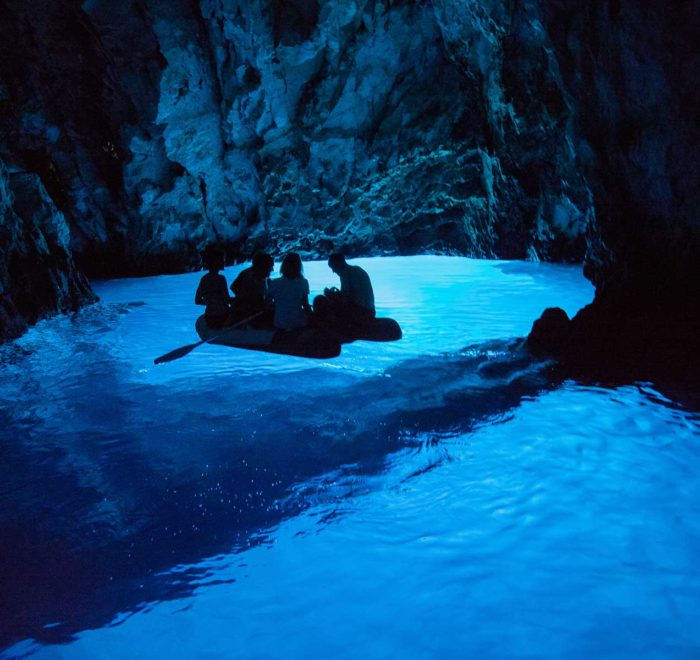 blue cave-bisevo-bluecave transfers